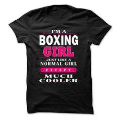 boxing girl T-Shirts, Hoodies. GET IT ==► https://www.sunfrog.com/LifeStyle/BOXING-GIRL.html?id=41382