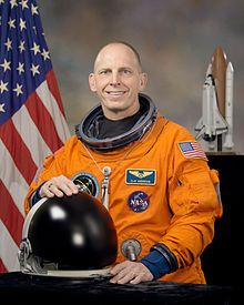 Clayton Anderson NASA Astronaut received his master of science degree in 1983 and was the first Iowa Stater in space. Informations About Clayton Anderson NASA Clayton Anderson, Astronaut Images, Master Of Science Degree, Space Shuttle Missions, Nasa Astronauts, Space Center, Applied Science, Iowa State, Space Exploration