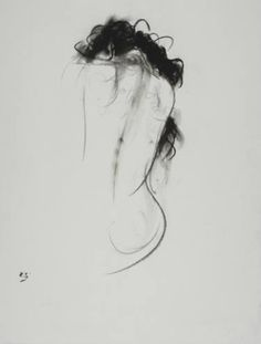 "Saatchi Art Artist Konstantin Stefanovitch; Drawing, ""Caroline (Cat N° 3776)"" #art"