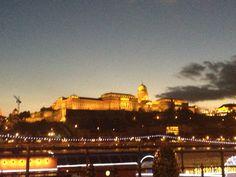 Night in Boedapest