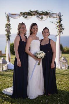 Sea view wedding in Chania   Crete for Love