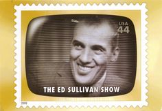 The Ed Sullivan Show Stamps