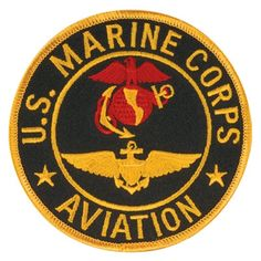 US Marine Corps Aviation Patch | Medals of America