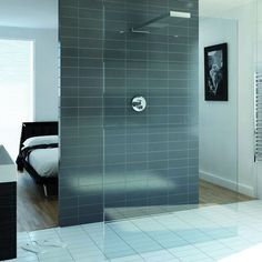 Playtime walk-through shower 1200 and integrated shower head £679