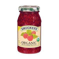 I LOVE  Smucker's.