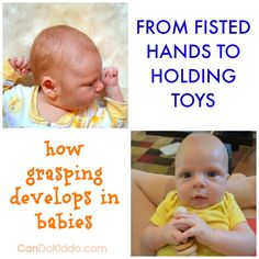 If you have long hair, you'll know the moment your kiddo begins to discover her grasping abilities! Channel that newfound skill with a ribbon grabbing game. 4 Month Old Baby, 4 Month Olds, Baby Play, Infant Activities, Future Baby, Game, 4 Month Baby, Toddler Chores, Baby Games