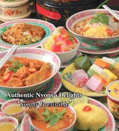 Authentic Nyonya Food