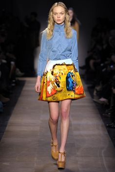 Carven Fall 2012  want skirt now