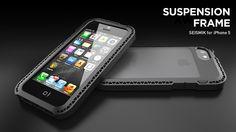 LUNATIK-SEISMIK case for iphone 5