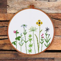 ThuHaDesign cross stitch patterns feature a wide range of modern counted cross stitch designs including nature, geometric, funny and cute, countries and cultures, quotes... awesome gifts for friends and family