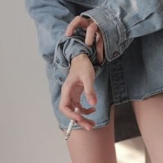 cigarette and jeans image