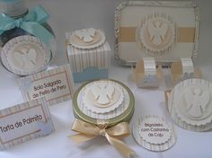 Posts de Fernanda de Luca – Blog Mammy em Dobro – R7. - Página 11 ... Baby Crafts, Easter Crafts, Fun Crafts, Christening Party, Baby Baptism, Decoration Communion, Baby L, Baby Keepsake, Baby Shower