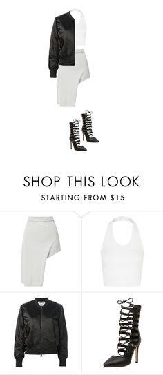 """""""Untitled #119"""" by deaja-xx ❤ liked on Polyvore featuring Opening Ceremony, Topshop and Acne Studios"""