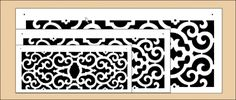 Image result for stencil borders free