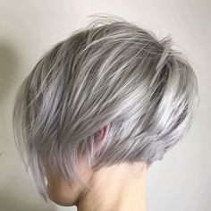 Latest Short Hairstyles for Winter 2020 , Pixie haircut has a harvest variant and is not very easy to maintain. Latest Short Hairstyles, Short Haircut Styles, Short Layered Haircuts, Short Hairstyles For Thick Hair, Haircut For Thick Hair, Winter Hairstyles, Short Hair Cuts, Curly Hair Styles, Quick Hairstyles