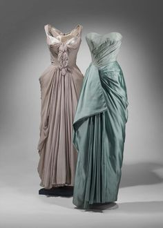 Charles James, Evening dresses, American, 1950, Museum of Fine Arts, Boston