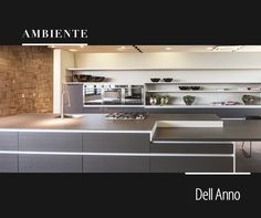 Invista em uma cozinha com os padrões Rovere Silver e Contemporânea para preparar os seus pratos preferidos e receber os amigos em ocasiões especiais. Em nosso site você encontra outras cozinhas lindas:  http://www.dellanno.com.br/tipo_ambiente/cozinha/