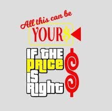 Image result for the price is right dollar sign font