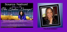 http://www.blogtalkradio.com/sourceradio/2015/04/24/everything-wkathy-b-felecia-knight-quinton-morgan-eric-terry-bigg-momma-p Source Nation! Be sure to join us in The Ladies Lounge tonight at 6:15 as Kathy B welcomes special guest, CEO & Consultant of Acts Mgmt, Felecia Knight into the studio to share tips on being successful and staying successful. Felecia is the CEO/Consultant of, Anointed Christian Talent Services (A.C.T.S.) Entertainment Management, which is a faith-based company…