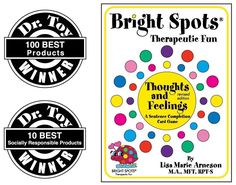 Thoughts and Feelings: A Sentence Completion Card Game -- For more details, browse through picture web link. (This is an affiliate link). Thoughts And Feelings, Good Thoughts, Coping Skills, Social Skills, Preschool Board Games, Therapy Games, Play Therapy, How To Control Anger