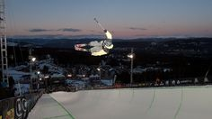 DEW tour in Breck.