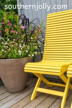 If you are looking for beautiful exterior home decorating ideas then check out these 3 DIY home decor ideas for springtime.