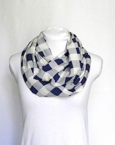 112 Best plaid infinity scarf images  5bc7ab722b1b