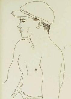Toulon 1923, by Jean Cocteau