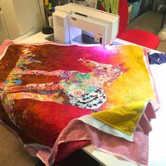 MarveLes Art Studios: painted pony collage ~ sunblossom