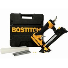 Bostitch 1-In 20-Gauge Pneumatic Stapler Lhf2025k