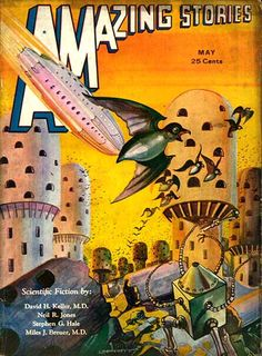 Amazing Stories Volume 07 Number 02 May 1932