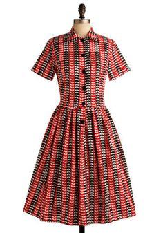 Perfect retro dress