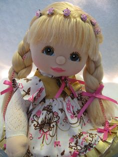 Mattel My Child Doll UL Princess