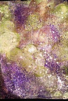 Art - Art Journal - background