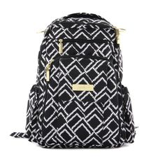 JuJuBe Be Right Back Backpack Diaper Bag - The Empress