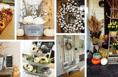 29 Lovely Farmhouse Fall Decorating Ideas that Will Warm Your Heart and Home