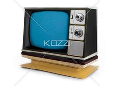 nostalgic tv - A TV from back in the day