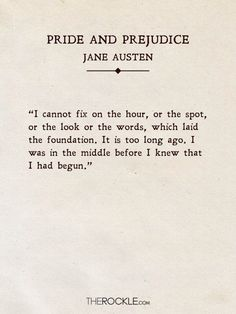15 Beautiful Quotes From Classic Books   THE ROCKLE