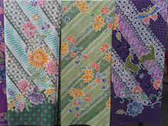 1000+ images about Batiq-An on Pinterest   Indonesia, Batik pattern ...