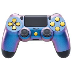Ps4, Playstation, Xbox 360 Controller, Chrome Colour, Games, Crafts, Design, Ps3, Manualidades