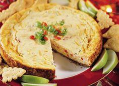 Sharp Cheddar Cheesecake Recipe - Tablespoon