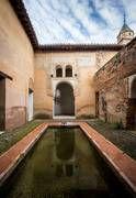 Espacio del Mes de Agosto 2013 de la Alhambra de Granada La casa Nazarí