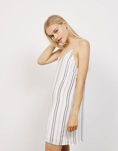 Robe sleepwear - Robes - Bershka France