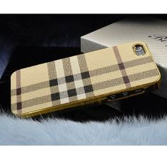 New Arrival Real Burberry iPhone 6 Cases - iPhone 6 Plus Cases - s - Free Shipping - Chanel & Louis Vuitton Authorized Store