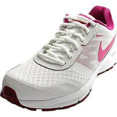 new product 9d19a ed424 New Nike Womens Air Relentless 4 Running Shoe WhitePink 85 -- You can find  out