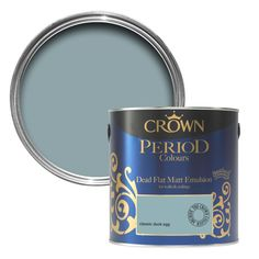 """Crown """"Duck Egg"""" available from B&Q"""