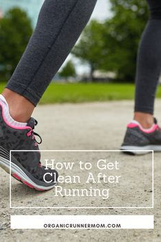 How to Get Clean After Running and HERO Soap Review - Organic Runner Mom