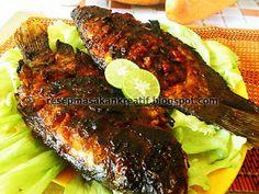 Ikan Gurame Bakar Kecap - Resep Masakan Indonesia