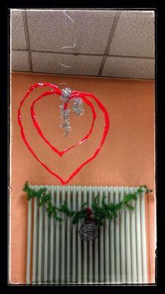 #cuori #hearts #handmade #manualità  #xmas #natale  #disability #disabilità