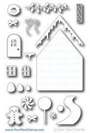 gingerbread house template felt  7 Best Gingerbread Houses - Felt images   Felt ornaments ...